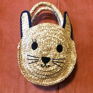 Gap Sarah Jessica Parker Bunny Rabbit Bag Easter